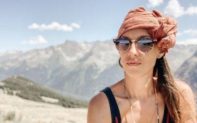 Cécile, maman du blog voyage Teamballet.fr, ou l'art de partir au bout du monde en famille