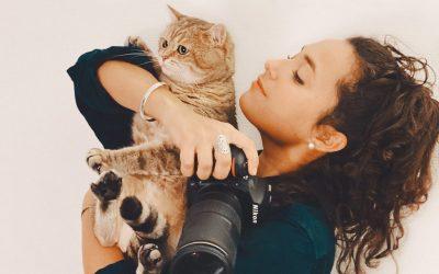 Sarah Hammel, la photographie à fleur de peau